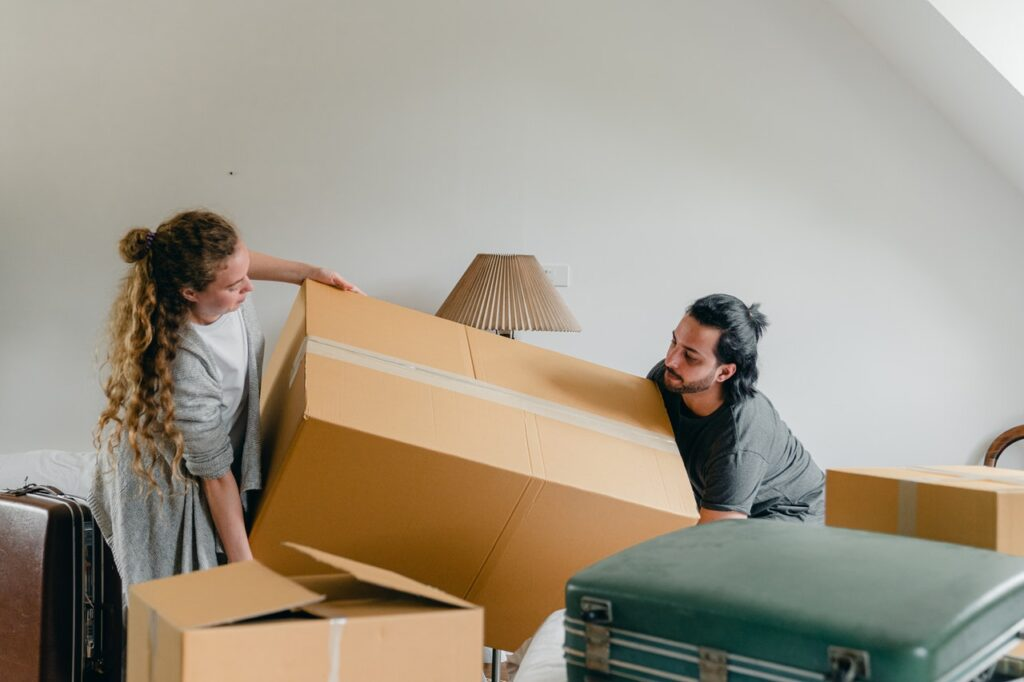 Moving Without Strain